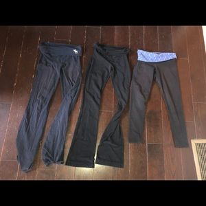 ff41431b59 Abercrombie & Fitch Pants - Abercrombie and Fitch/aerie yoga pants size  small